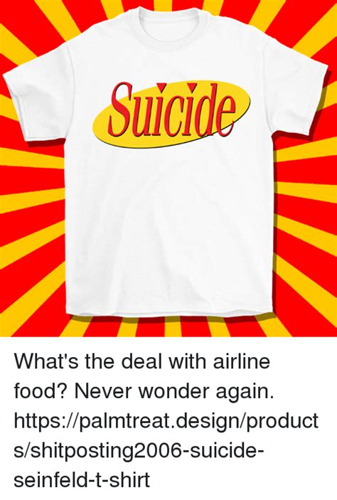 Whats The Deal by What S The Deal With Airline Food Never