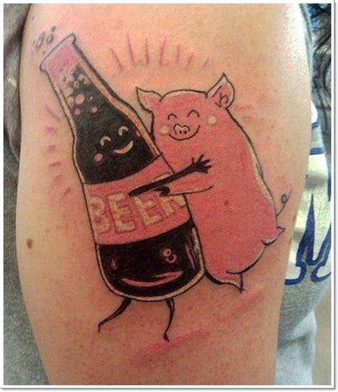 bbq tattoo designs pin pin wearing an apron and chefs hat cooking on a