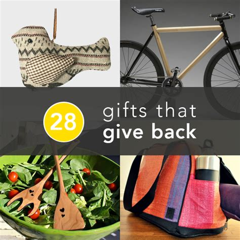28 awesome charity christmas gifts greatist