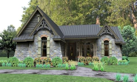 single story cottage house plans single story house