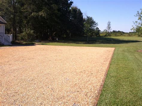 how to lay gravel in backyard how to install landscape pavers how to make concrete