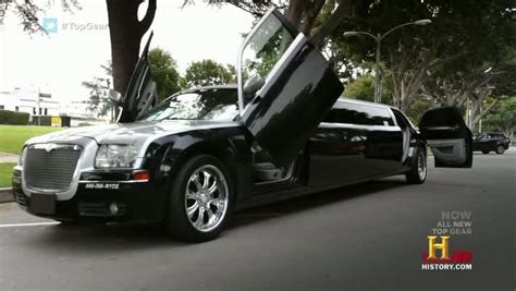 Top Gear Chrysler 300 by Imcdb Org Chrysler 300 Stretched Limousine Lx In Quot Top