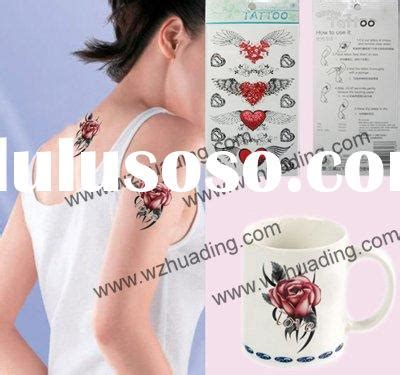 inkjet tattoo paper philippines inkjet water transfer temporary tattoo paper for sale