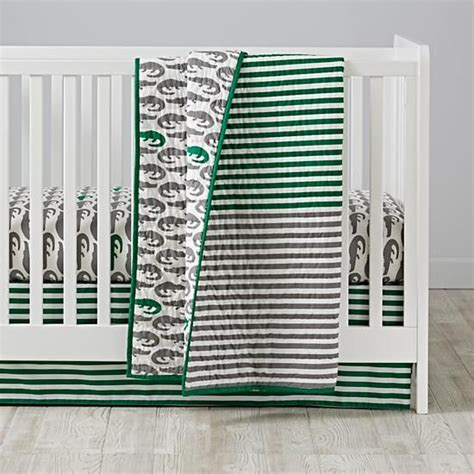 Alligator Crib Bedding by Later Gator Crib Bedding Quilt Fitted Sheets And Alligators