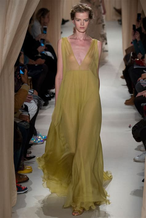 couture embellished denim trend 2015 valentino spring 2015 couture collection 42 style