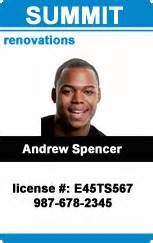 work id badge template custom id cards and badges no minimum design your own