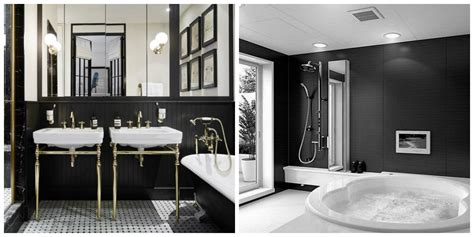 Black And White Tile Bathroom Paint Color by Bathroom Paint Colors 2019 Top Shades And Color