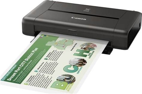 Printer Canon Ip110 canon pixma ip110 portable printer tech boom