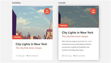 css layout article 87 css cards