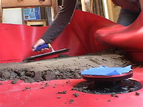 how to build floor how to build a shower base and floor how tos diy