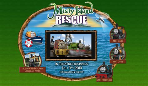 island rescue roll along the and friends news the archive july 2010