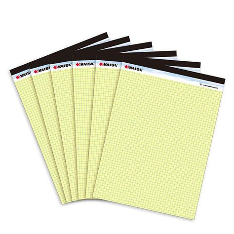 writing pad paper aliexpress buy yellow grid writing pad a4