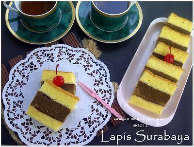 Loyang Lapis Surabaya Sekat 3 lapis surabaya catatan