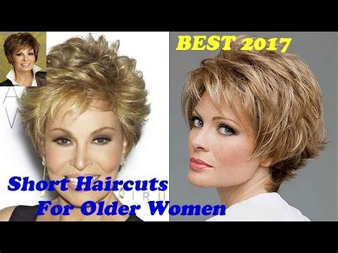 older women trendy hairstyles 2017 for long medium and short hair short haircuts for older women 2017 2018 ideas and