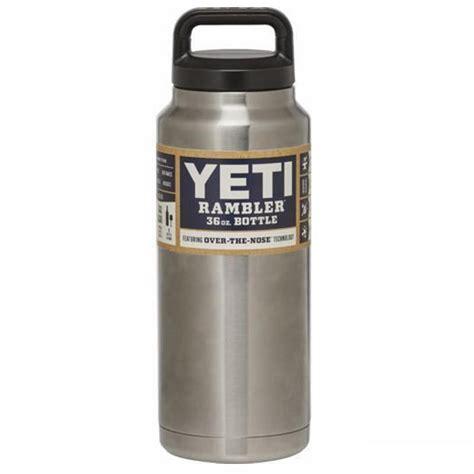 Yeti Botol Minum Rambler Stainless Steel 1080ml Silver 1080ml36oz yeti rambler thermos stainless steel 1080ml silver