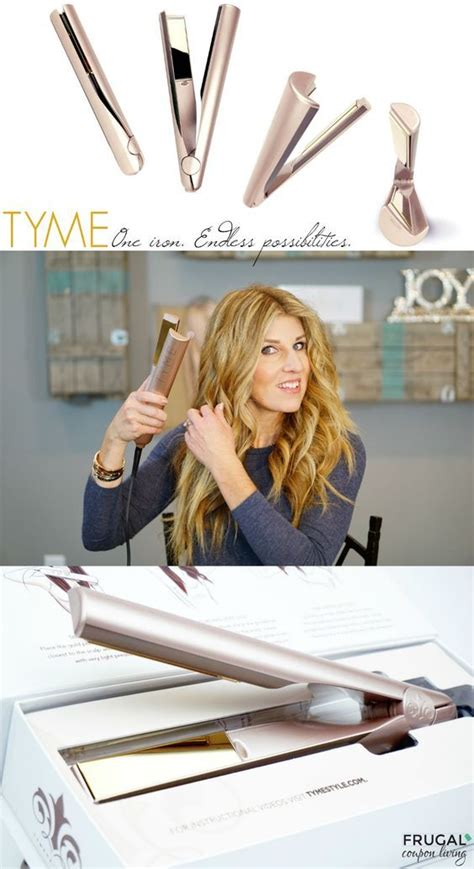 Tyme Hair Styler Reviews by Best 25 Hair Iron Ideas On Flat Iron Storage