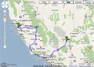 Roadtrip to california