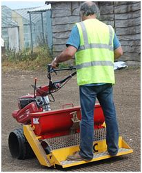 Mesin Antrian Fakultas Pertanian mesin tanam acak dalam lajur drill seeder iklasnya berbagi