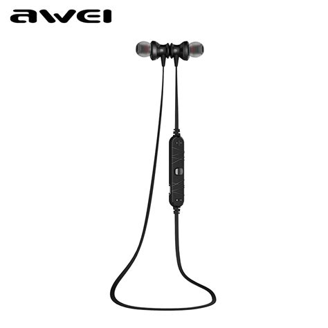 Awei Smart Wireless Headset Earphone N3 original awei a980bl bluetooth headphone sport wireless earphones waterproof headset auriculares