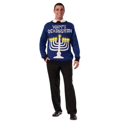light up sweaters sale buy light up chanukah sweater