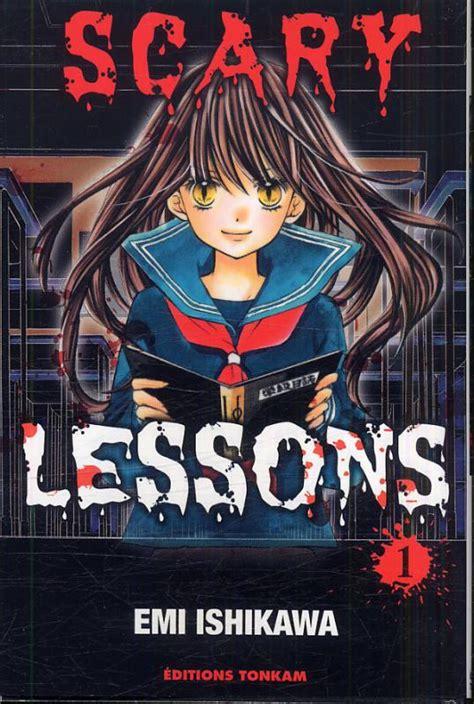 Terbaru Komik Scary Lessons 15 Scary Lessons T1 Chez Tonkam De Ishikawa
