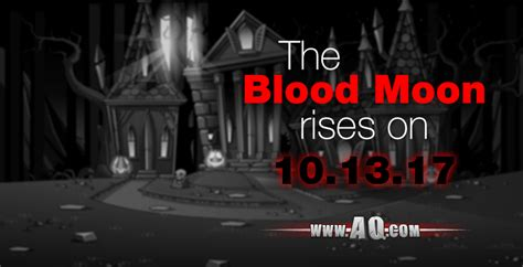 Kaos Royal Blood aqw design notes october 06th 2017 the blood moon