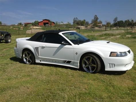 auto air conditioning service 2001 ford mustang lane departure warning find used 2001 saleen mustang gt in el cajon california united states for us 12 000 00