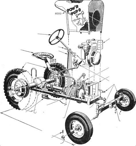 doodlebug tractor plans 17 best images about doodle bug on gardens