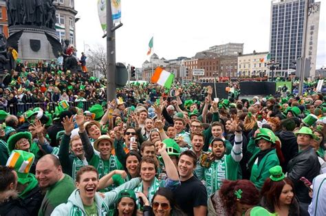 st s day in ireland today news and features ireland today