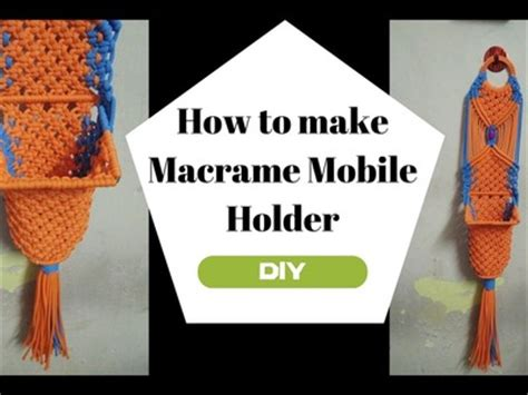 How To Make Macrame - diy wood castle tea light holder my crafts and diy projects