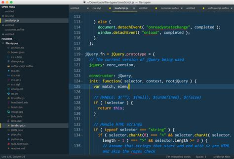 sublime text 3 theme guide github wesbos cobalt2 tweaked and refined sublime text