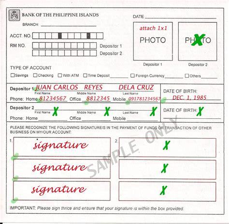 bank certification letter bpi bank certification letter bpi 28 images bdo universal