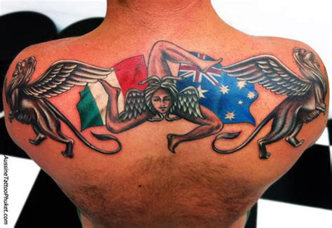 sicilian flag tattoo designs pin sicilian flag designs on