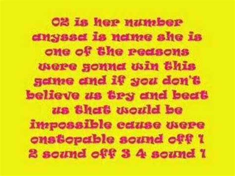 rock the boat softball chant lyrics queenboldon yellow softballs pinterest