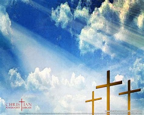 Easter Sunday Powerpoint Backgrounds Happy Easter Thanksgiving 2018 Christian Templates For Powerpoint