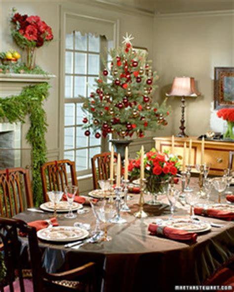 The Barn Westport Christmas Table Setting Martha Stewart