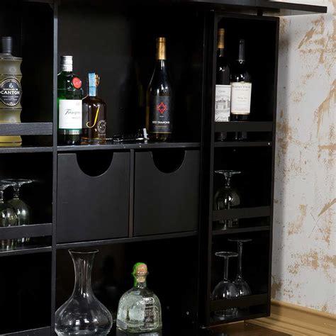 How To Put Backsplash In Kitchen best idea black liquor cabinet decosee com