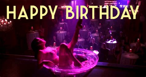 birthday martini gif birthday gifs with