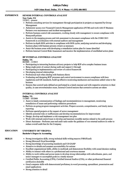 Reimbursement Analyst Sle Resume by Reimbursement Analyst Sle Resume Cover Letter For Banking