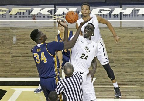 ucf swing knights ucf s 7 6 tacko fall turning heads on and off the
