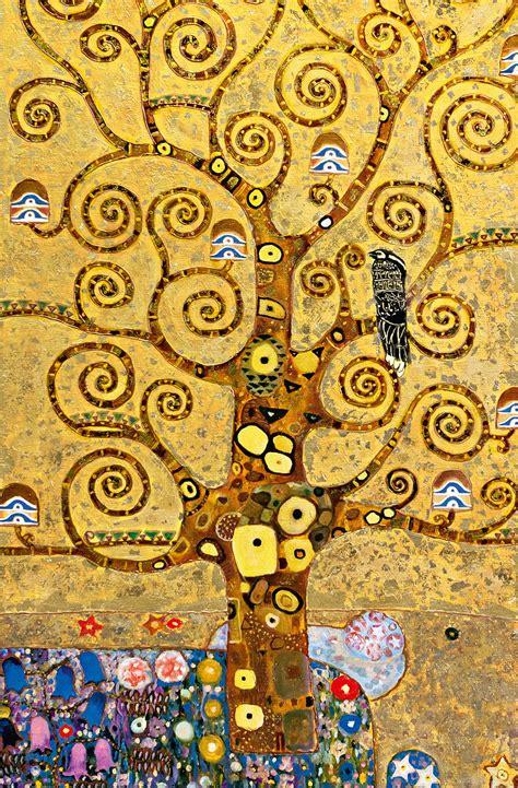 lebensbaum poster kunstdruck bei europosters