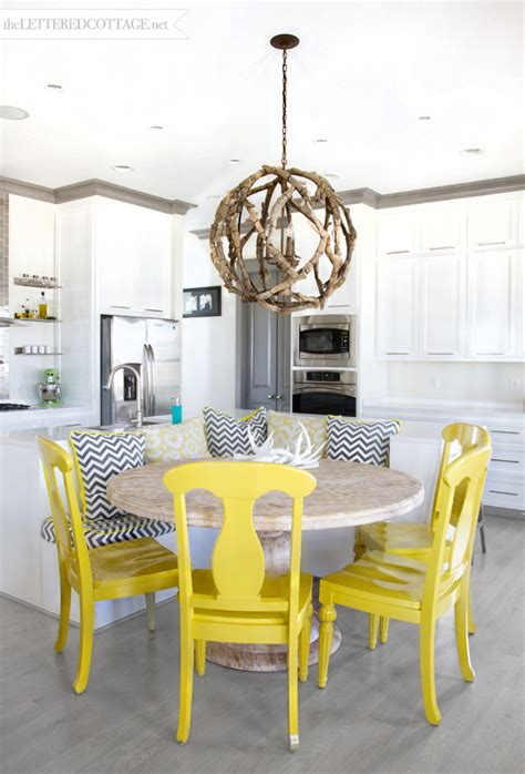 yellow dining room chairs 5 ways to get this look rustic dining room