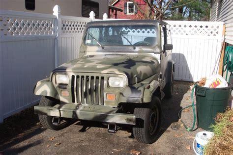 camo jeep yj started to paint my jeep camo jeepforum com