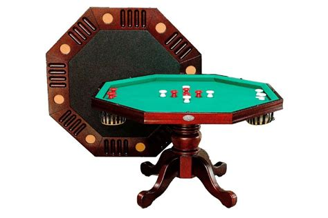 imperial 3 in 1 table octagon 48 w bumper pool