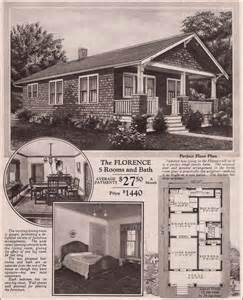 Craftsman Bungalow House Plans 1930s Motgomery Ward Kit House 1930 Bungalow Florence