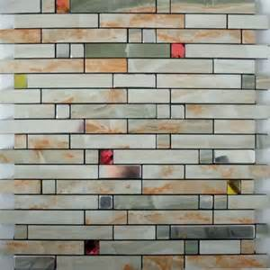 Adhesive Kitchen Backsplash Metal Wall Tiles Kitchen Backsplash Glass Adhesive Mosaic Bravotti