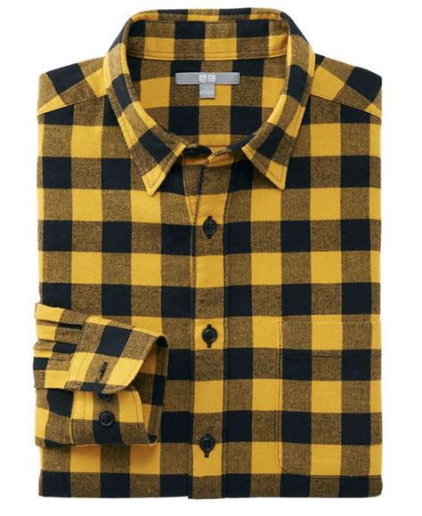 Flanel Check Blue 17 mens flannel shirts for 2017 best plaid check