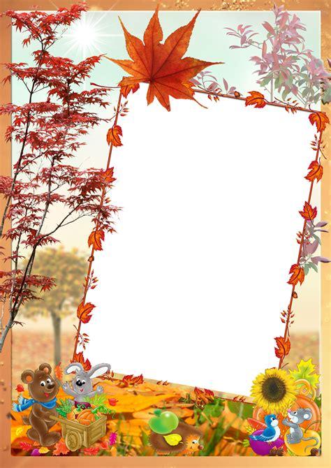 cornici psd frame flowers photoshop images