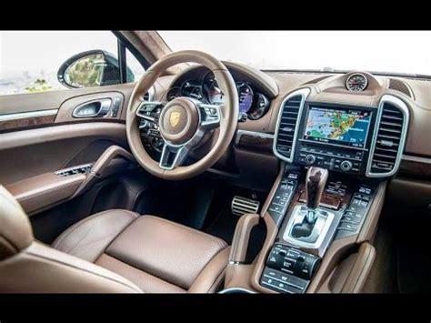 porsche suv 2015 interior 2015 porsche cayenne s diesel interior hd