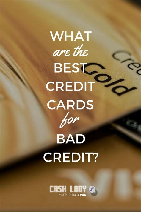 credit cards for poor credit 17 best ideas about poor credit credit cards on